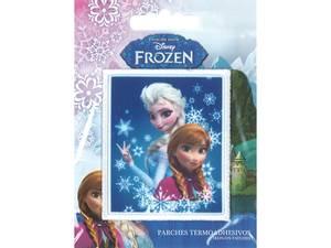 Bilde av Frost/Frozen Elsa og Anna Firkantet