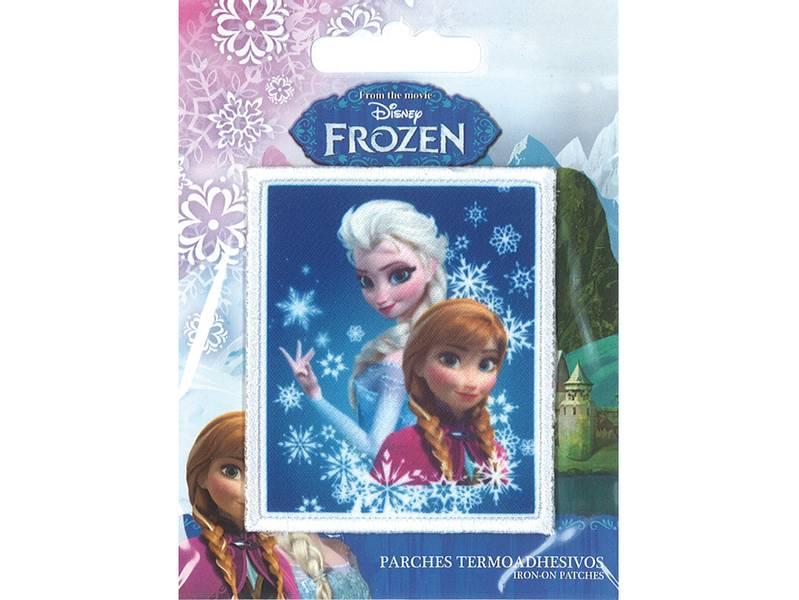 Frost/Frozen Elsa og Anna Firkantet