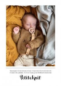 Bilde av Bamsesweater - garnpakke